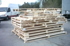 ISPM-15 PALLETS MADE TO MEASURE SIZES
