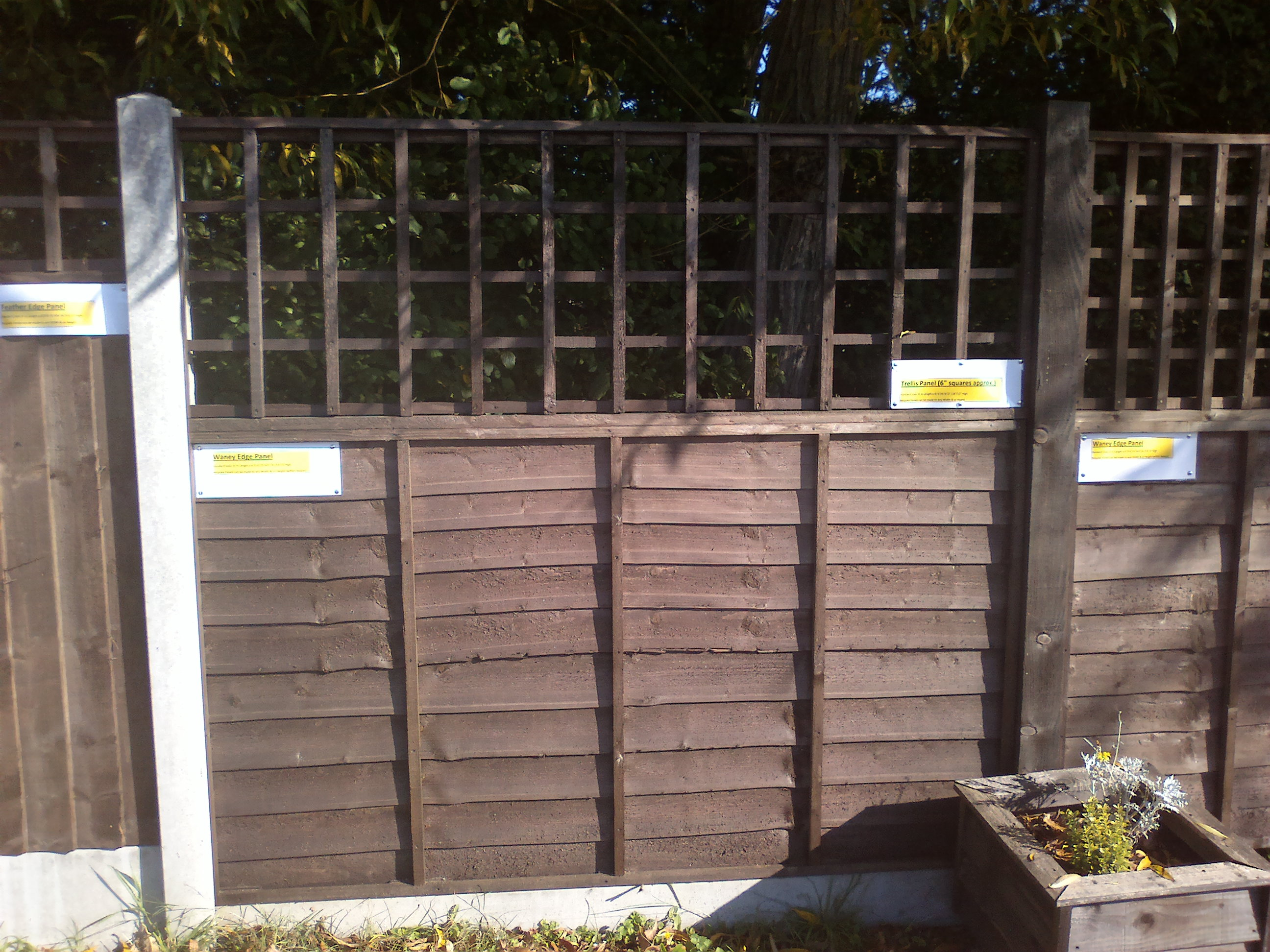 Fencing Gallery Marks Tey Products