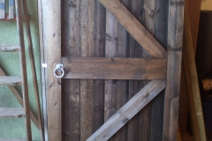 FLB FEATHEREDGE GATE BACK
