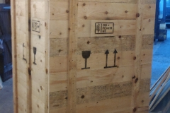 ISPM-15 PACKING CASE