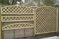 HEAVY DUTY EUROPEAN TRELLIS